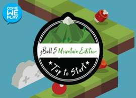 zBall 5 Mountain Challenge